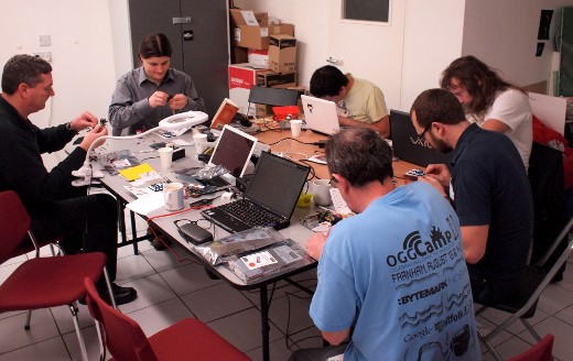 Open Source Hardware Camp