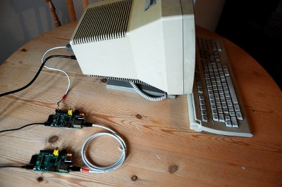 Raspberry Pi and terminal